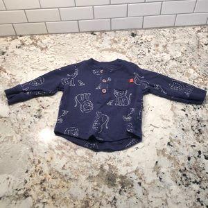 Carter's thermal shirt